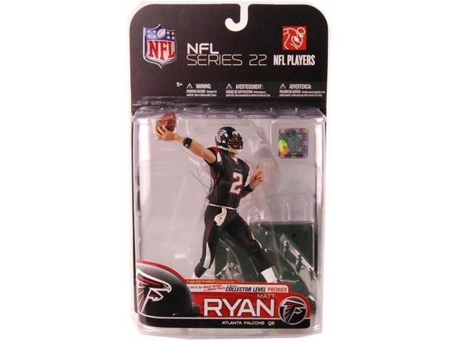 Mcfarlane NFL 22 Matt Ryan Atlanta Falcons Black Pants Chase Figure