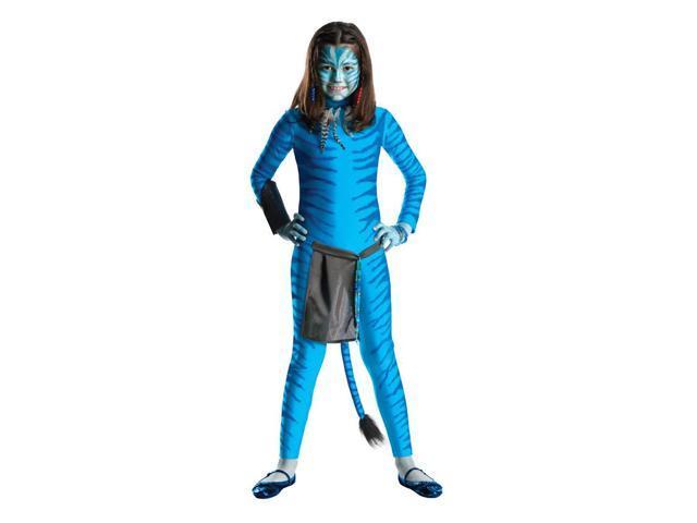 Avatar Neytiri Costume Child