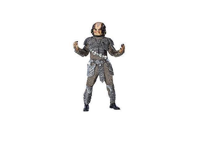 Alien Vs Predator Deluxe Predator Costume Adult Standard