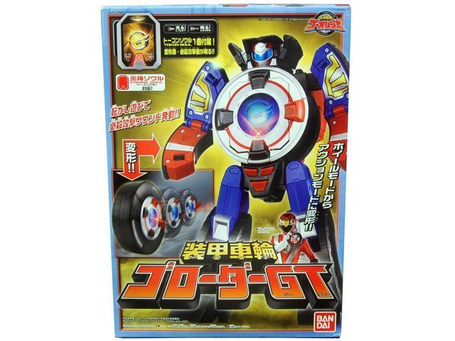 Power Rangers Armored Wheel Go-Roader GT