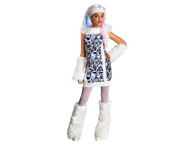 Monster High Abbey Bominable Costume Child