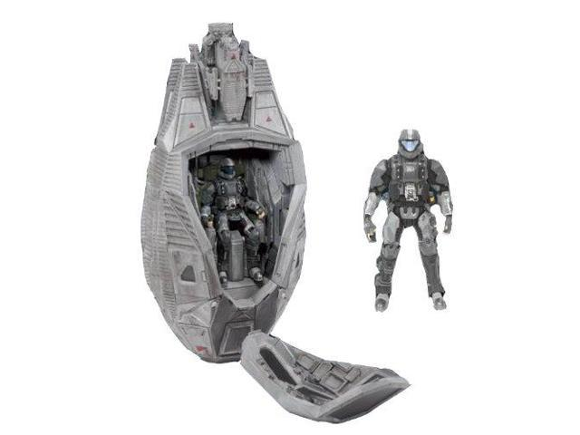McFarlane Halo Odst Drop Pod With The Rookie Box Set