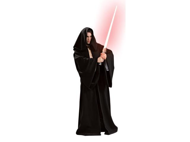 Star Wars Deluxe Hooded Sith Robe Adult Costume Standard