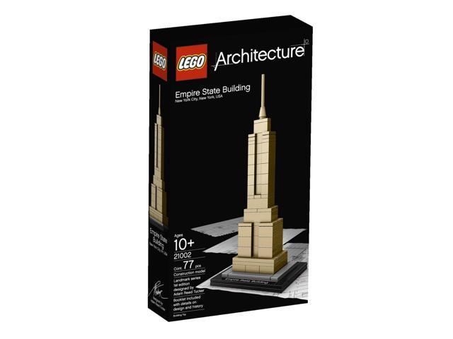 Lego Architecture Series Empire State Building 21002