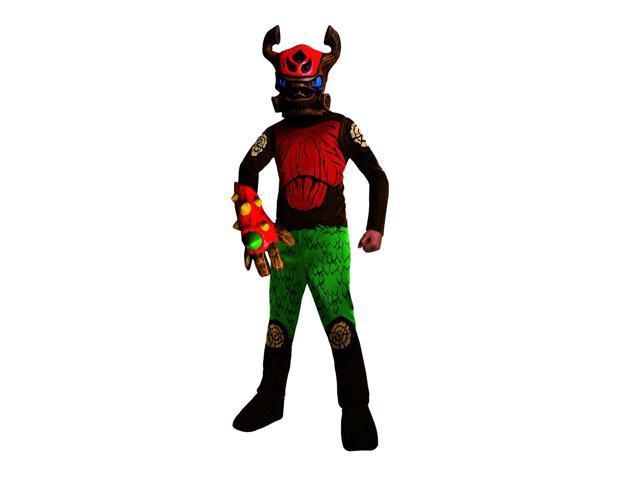 Skylanders Tree Rex Jumpsuit Child Costume Small