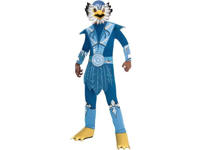 Skylanders Giants Jet-Vac Costume Child Medium