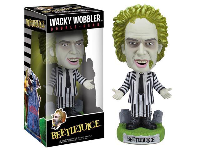 Beetlejuice Pop Horror Movies Wacky Wobbler