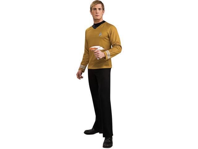 Star Trek Deluxe Captain Kirk Costume Adult Large