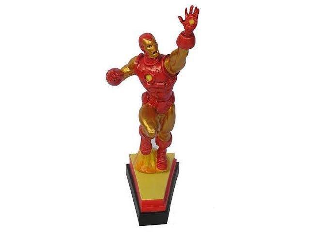 Marvel Avengers Iron Man Letter Figure