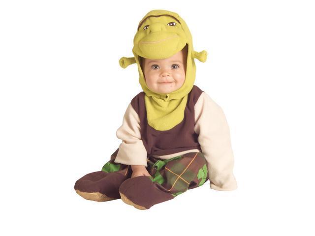Shrek The Third Shrek Baby Costume Newborn
