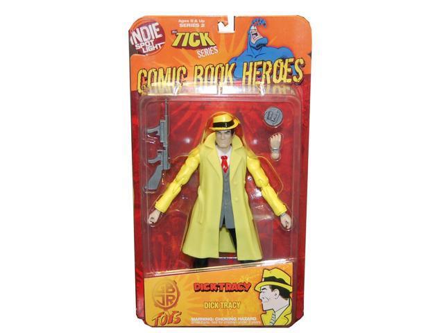 Indie Spotlight Comic Book Heroes Dick Tracy