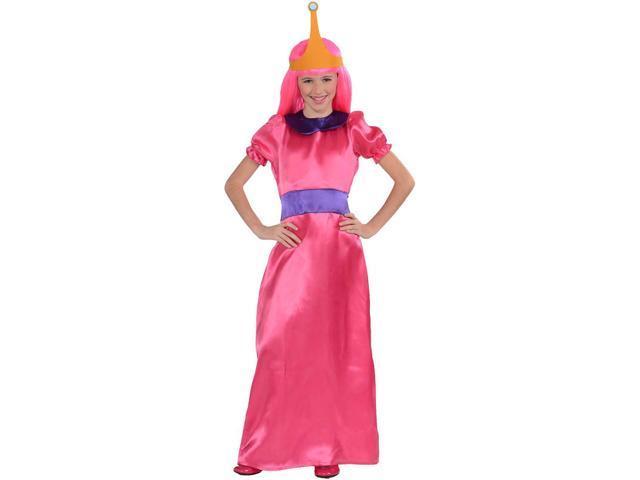 Adventure Time Princess Bubblegum Costume Child Small