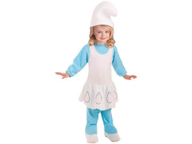 The Smurfs 2 Smurfette Costume Infant Toddler Newborn