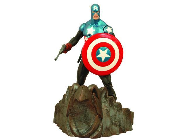 Marvel Select Captain America #34 Figure Masked Version