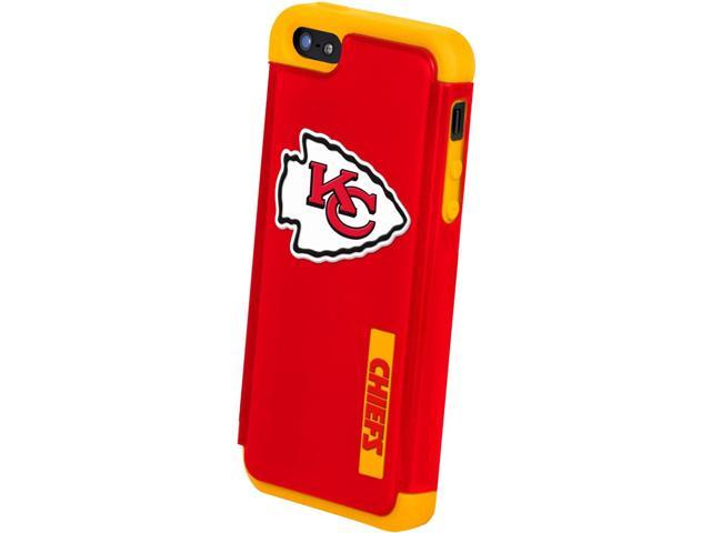Kansas City Chiefs NFL Apple For iPhone 5 Dual Hybrid Case