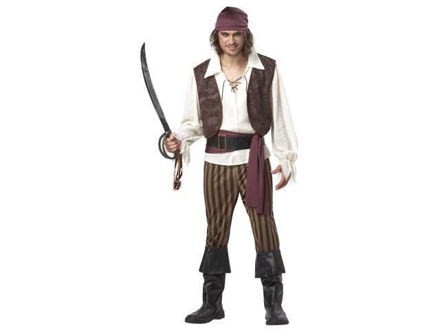 Rogue Pirate Costume Adult X-Large