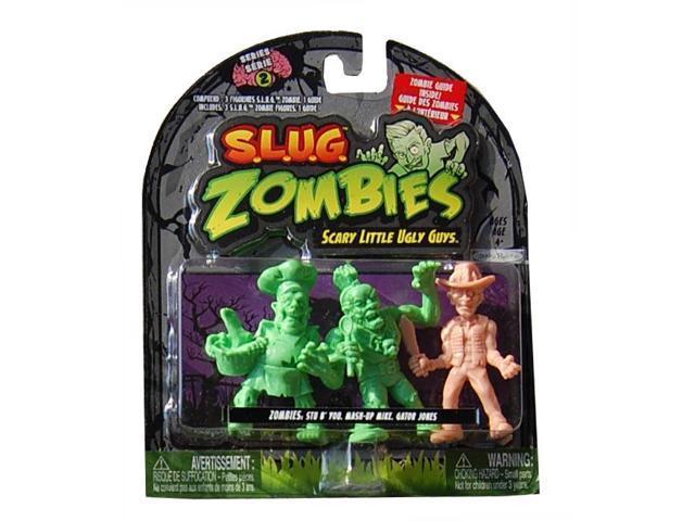 S.L.U.G. Zombies Wave 2 Stu B' You, Mash-Up, Gator Jones