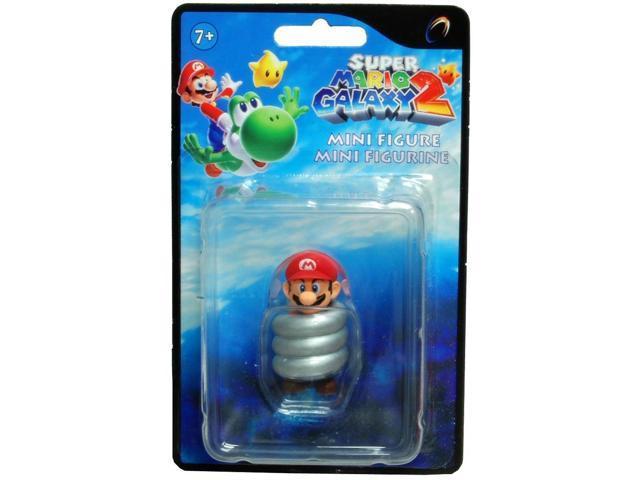 Super Mario Galaxy 2 Mini Figure: Spring Mario