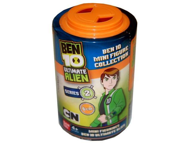 Ben 10 Ultimate Alien Series 2 Mini Figure Blind Random Packaging