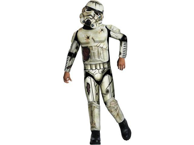 Star Wars Death Trooper Costume Child Medium