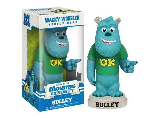 Monsters University Disney Funko Wacky Wobbler Sulley