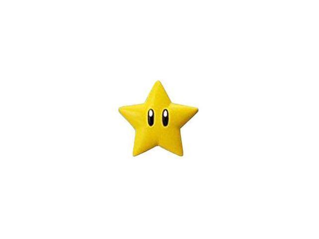 Super Mario Bros Mario Kart Invincible Star Mini Figure
