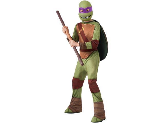T.M.N.T. Donatello Costume Child Small