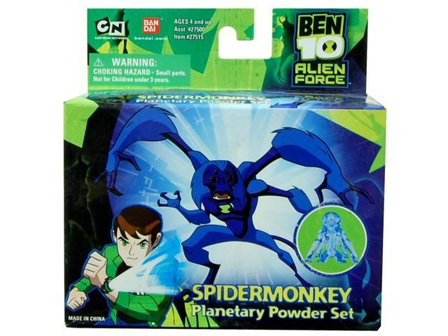 Ben 10 Planetary Powder Set Spidermonkey