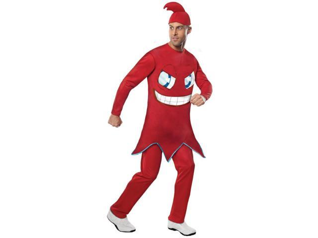 Pac-Man & The Ghostly Adventures Deluxe Blinky Costume Adult Large