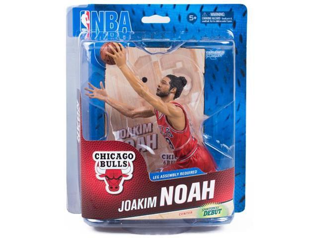 Mcfarlane NBA Series 23 Chicago Bulls Joakim Noah Figure
