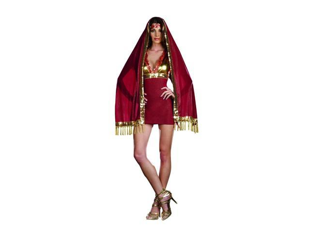 Sexy Bolly Ho Bollywood Costume Adult Large