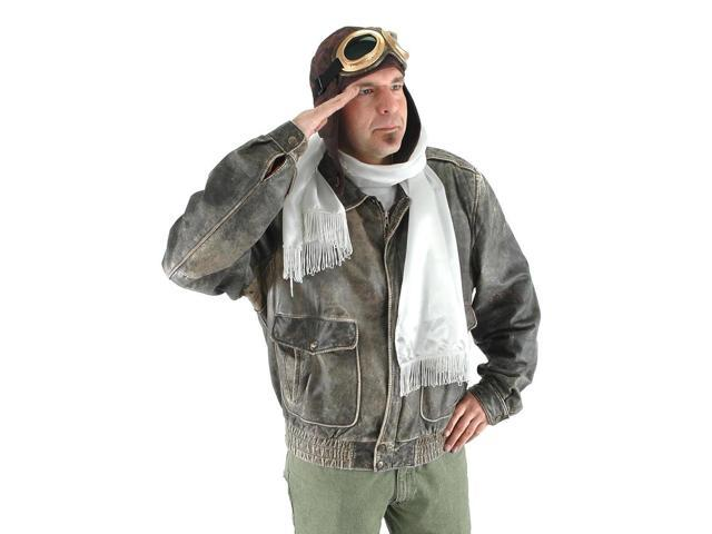 Steampunk Aviator Costume Accessory Kit Adult One Size