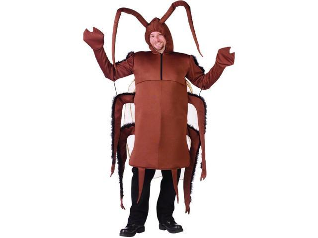 Cockroach Costume Adult Standard