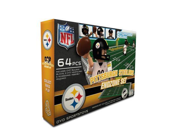Pittsburgh Steelers NFL Endzone Set