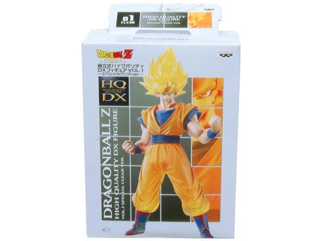 Dragon Ball Z DX Vol 1 Special Clear Version Super Saiyan Son Gokou Figure