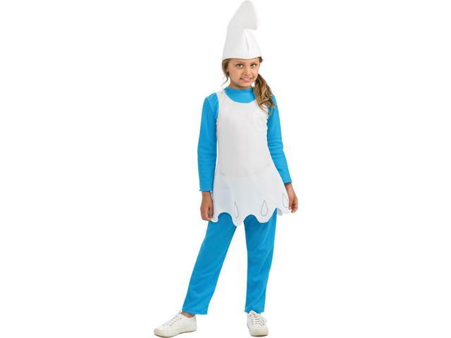 The Smurfs 2 Smurfette Costume Child Large