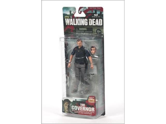 The Walking Dead TV Series 4 Action Figure The Governor