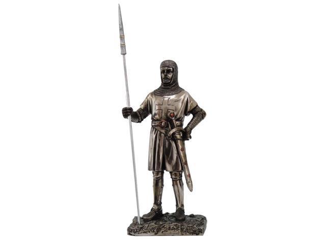 Crusader Knight Standing 7