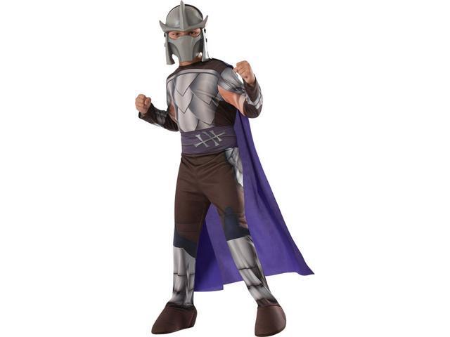 T.M.N.T. Shredder Costume Child Large