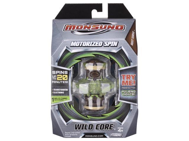 Monsuno Wild Core Wave #1: Dust Surge