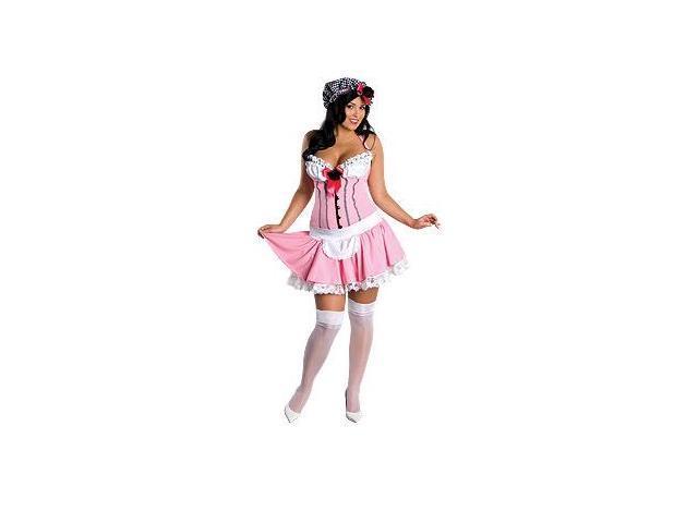 Sexy Miss Tuffet Costume Adult Plus Plus