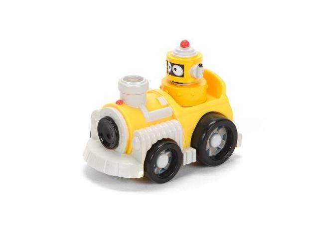 "Yo Gabba Gabba 4"" Plex In Yellow Car"