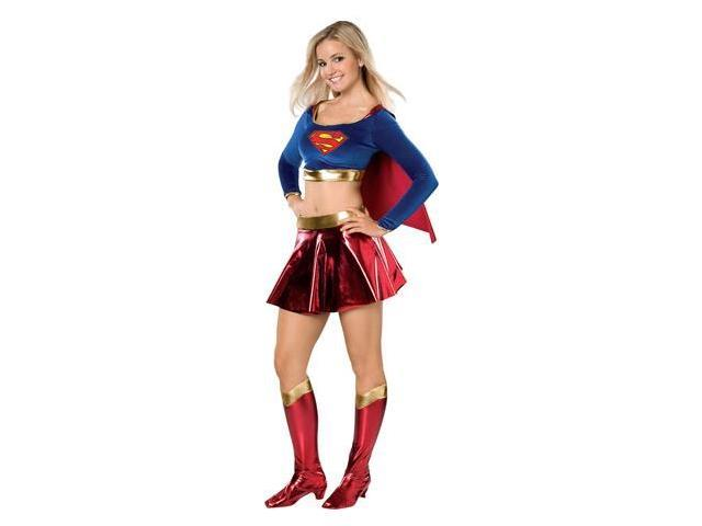 Supergirl Teen Costume Teen