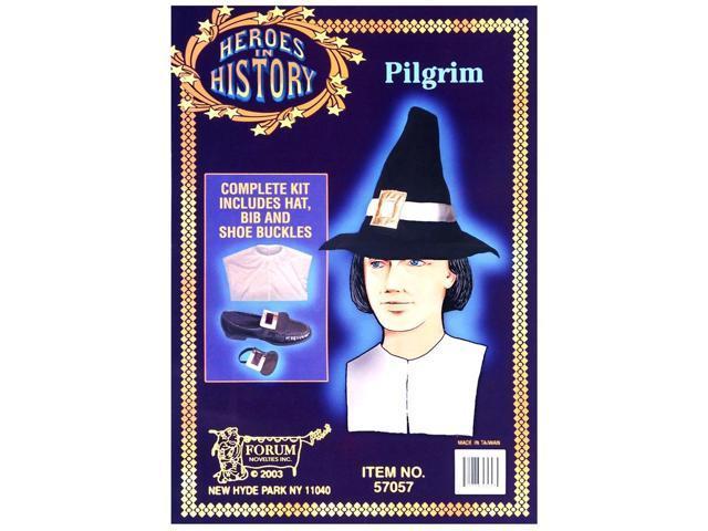 Heros in History Pilgrim Man Costume Accessory Kit