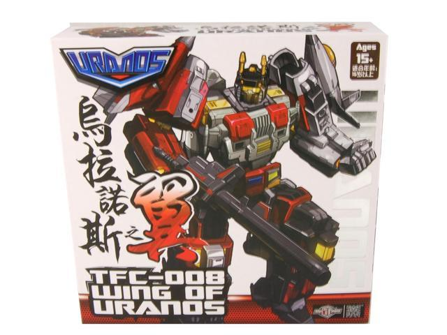TFC-008 Wings Of Uranos Action Figure Accessory