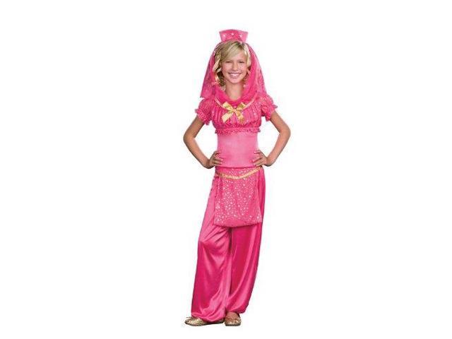 Genie May K Wish Costume Child Small