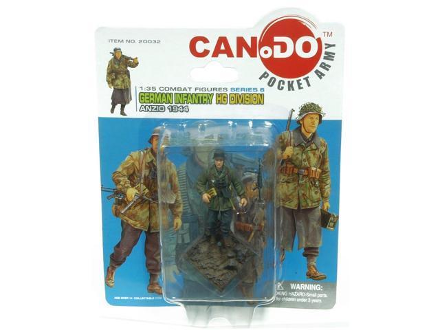 1:35 Combat Figure Series 6 German Infantry Hg Anzio 1944 Figure D