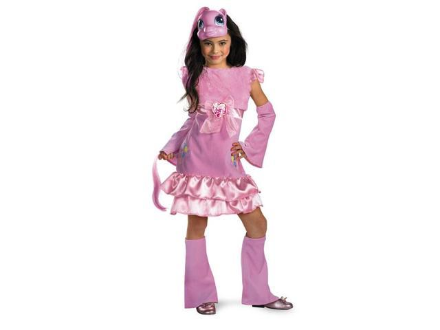 My Little Pony Pinkie Pie Deluxe Costume Child 3T-4T
