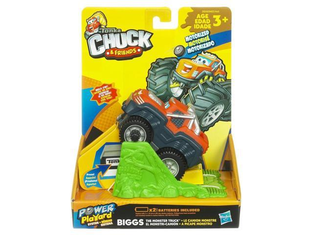 Chuck & Friends Motorized Vehicle: Bigs The Monster Truck