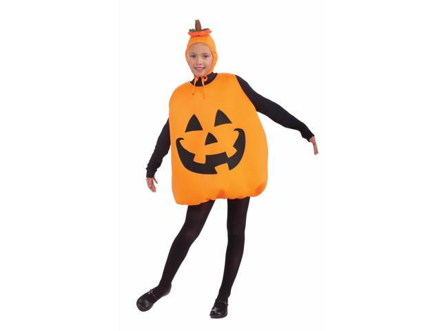 The Pumpkin Humorous Child Costume One Size Fits Most